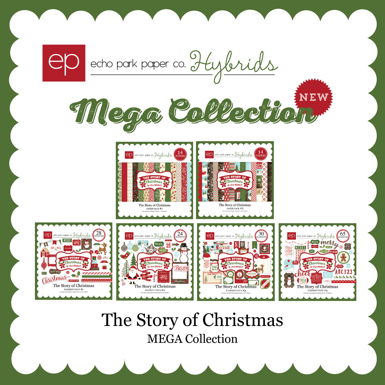 The Story of Christmas Mega Collection