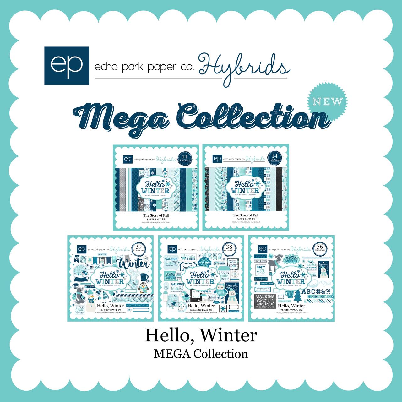 Hello Winter Mega Collection