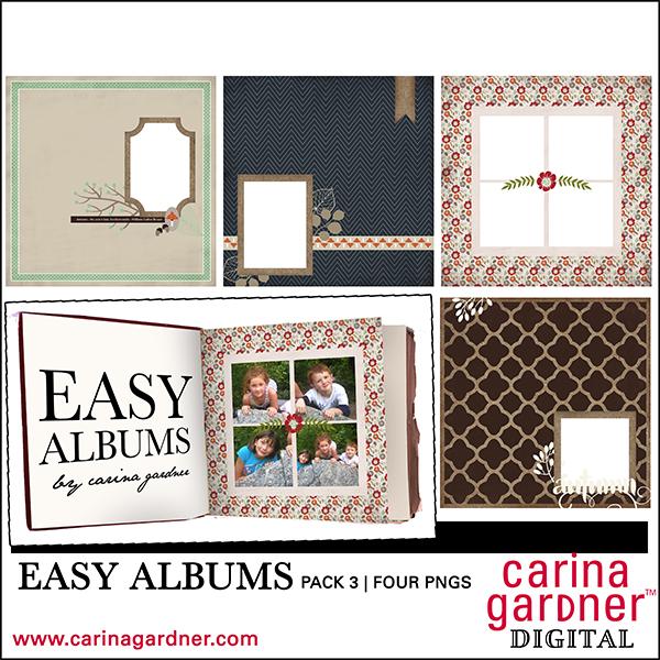 Easy Albums Set 3