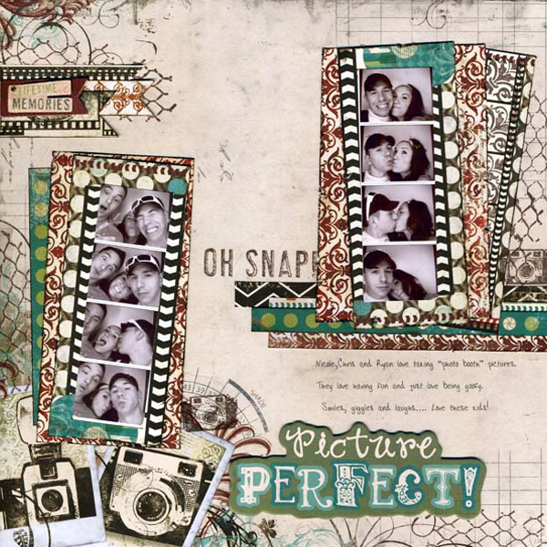Layout by Lynn Shokoples