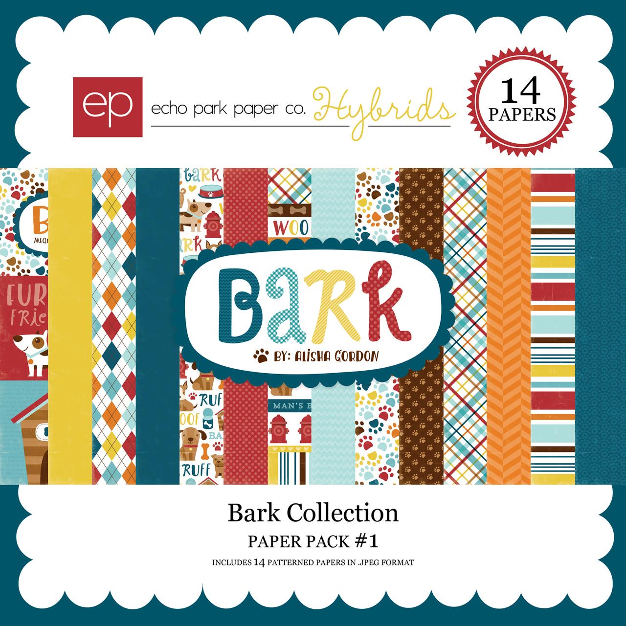Bark Paper Pack 1