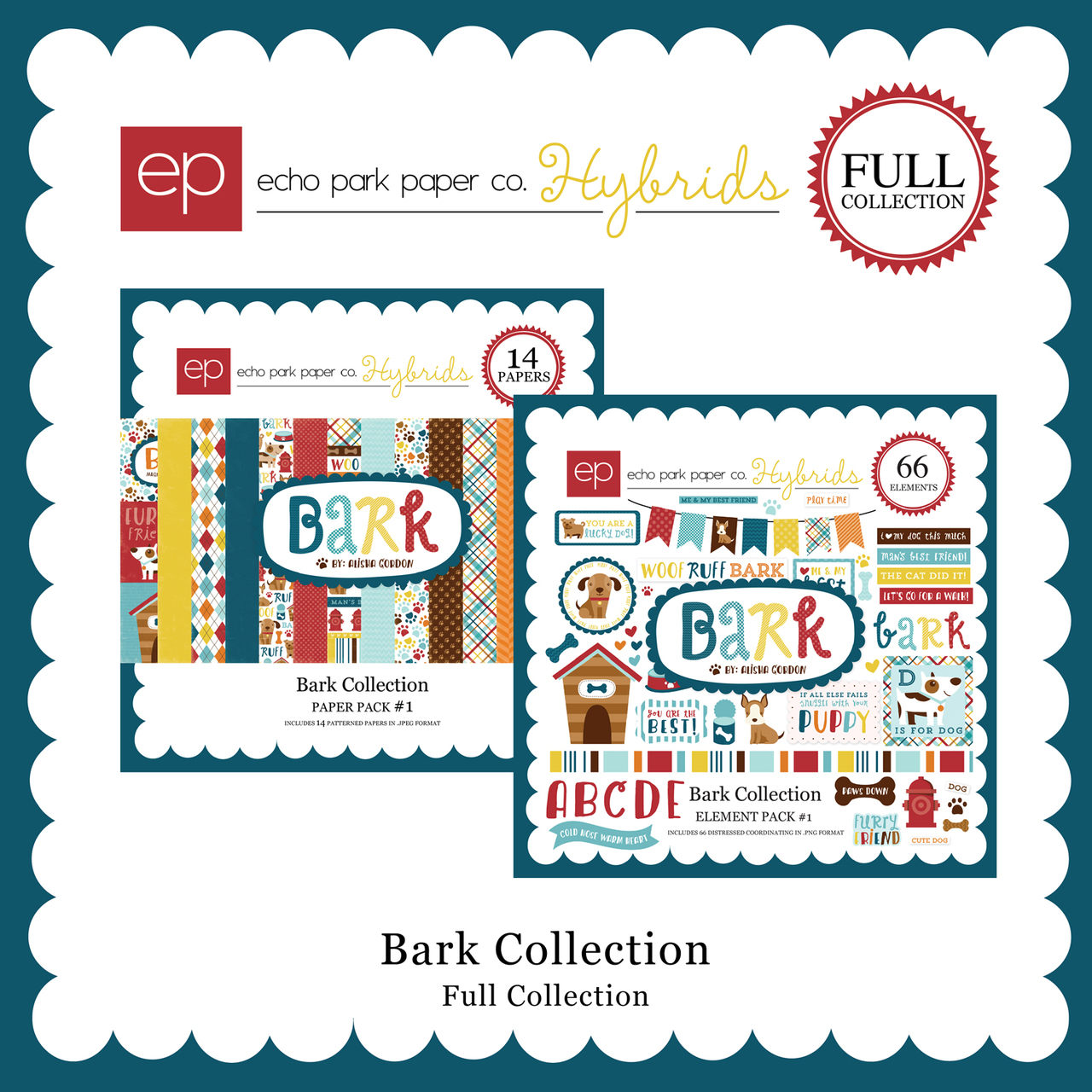 Bark Full Collection