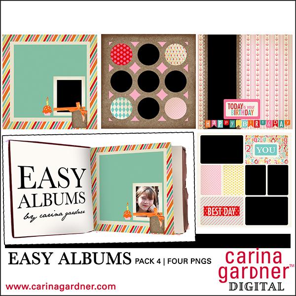 Easy Album Set 4