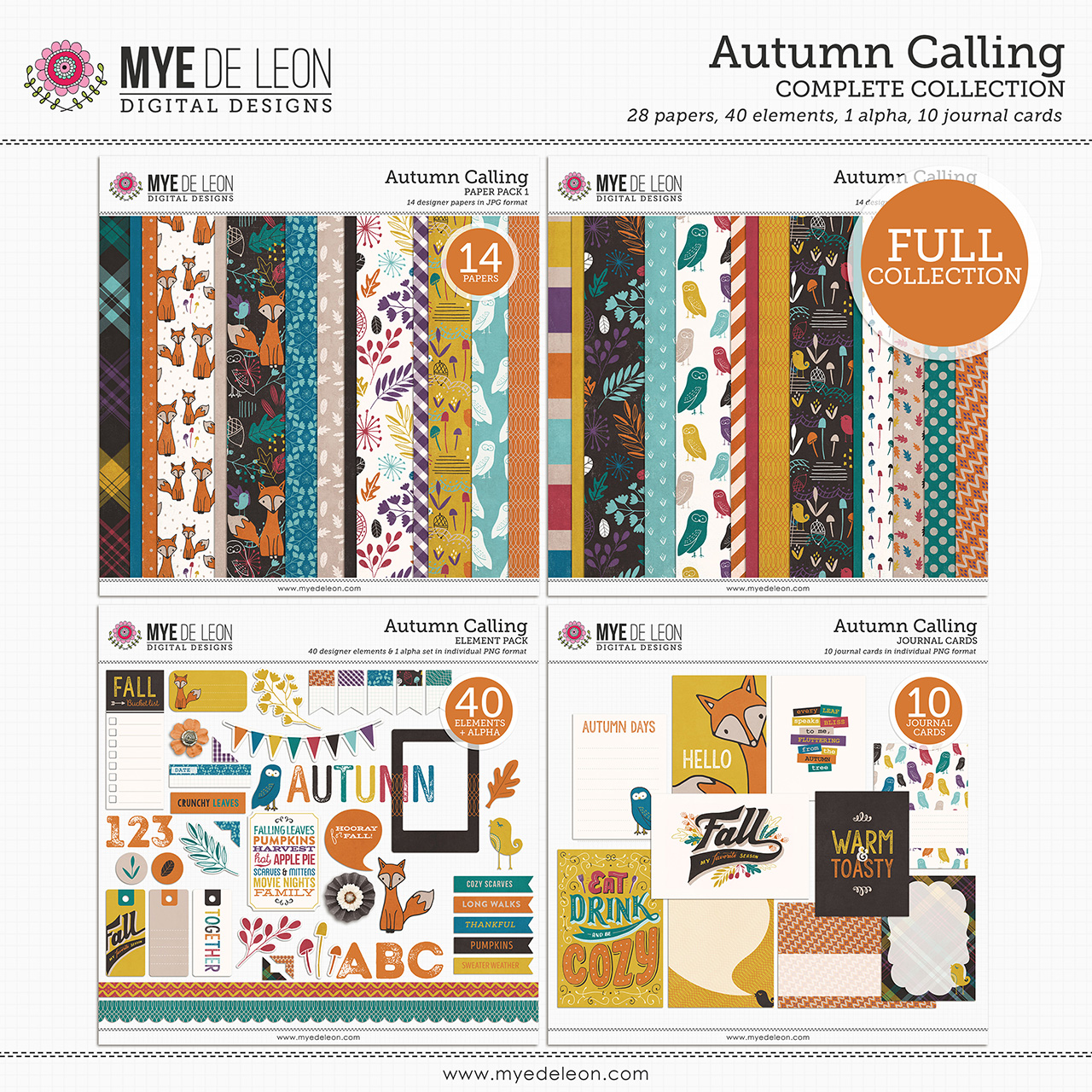 Autumn Calling | Complete Collection