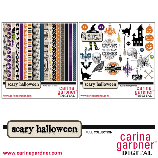 Scary Halloween—Full Collection
