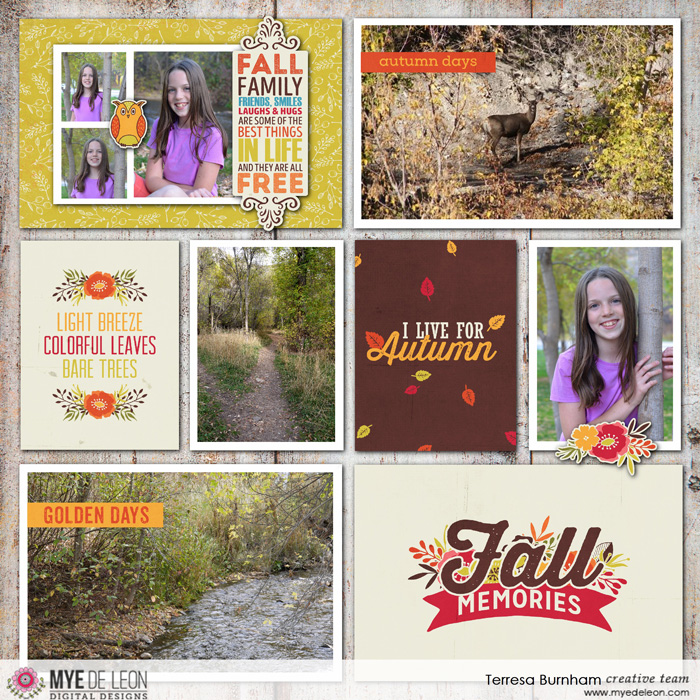 All About Fall | Paper Pack 2