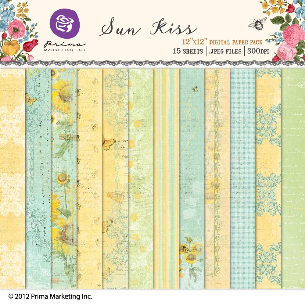 Sun Kiss Paper Pack