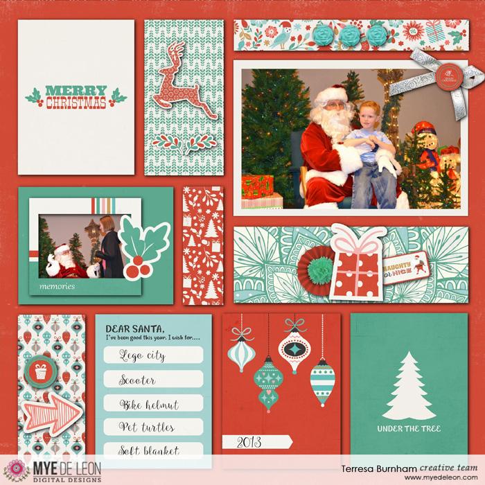 Memories of Christmas | Complete Kit