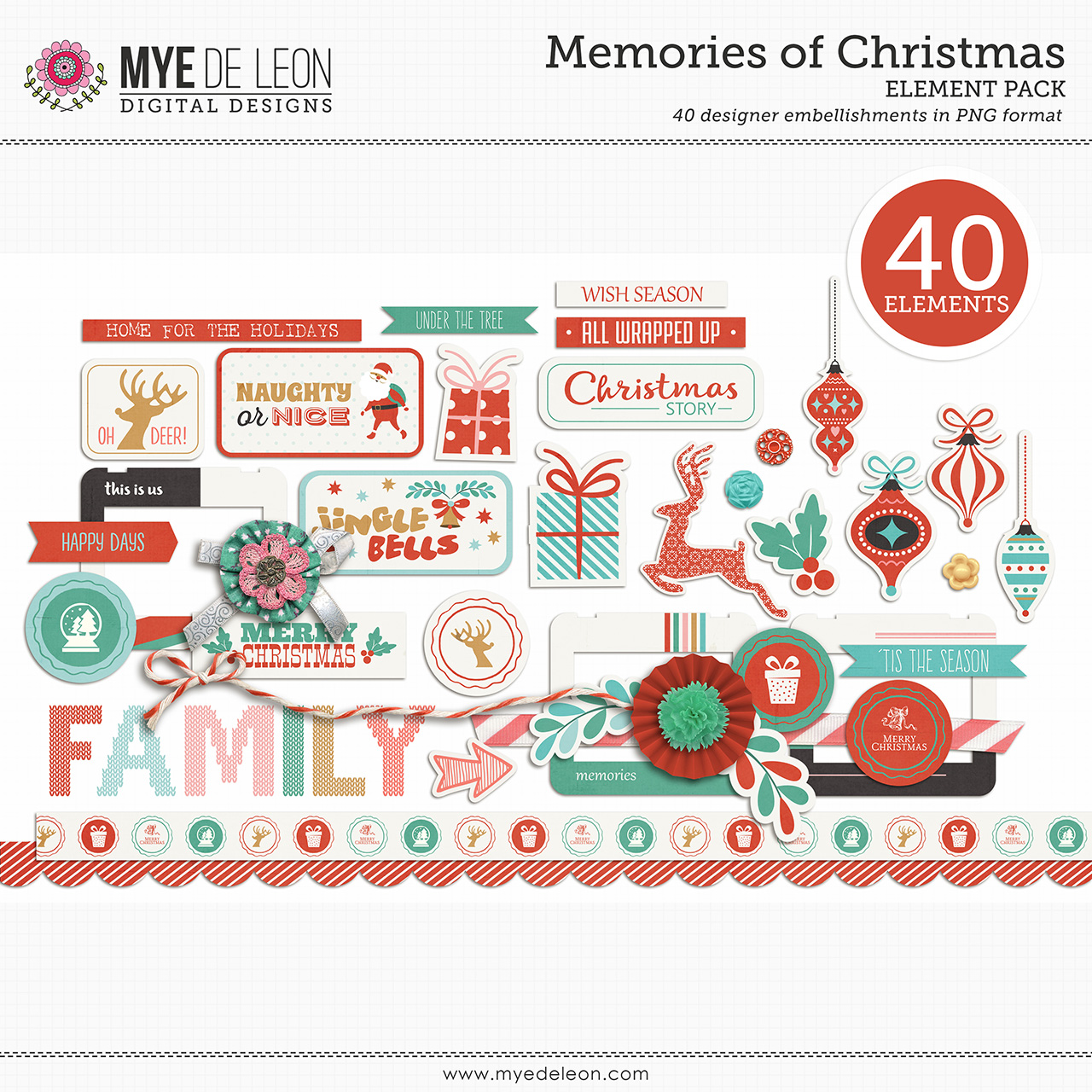 Memories of Christmas | Complete Collection