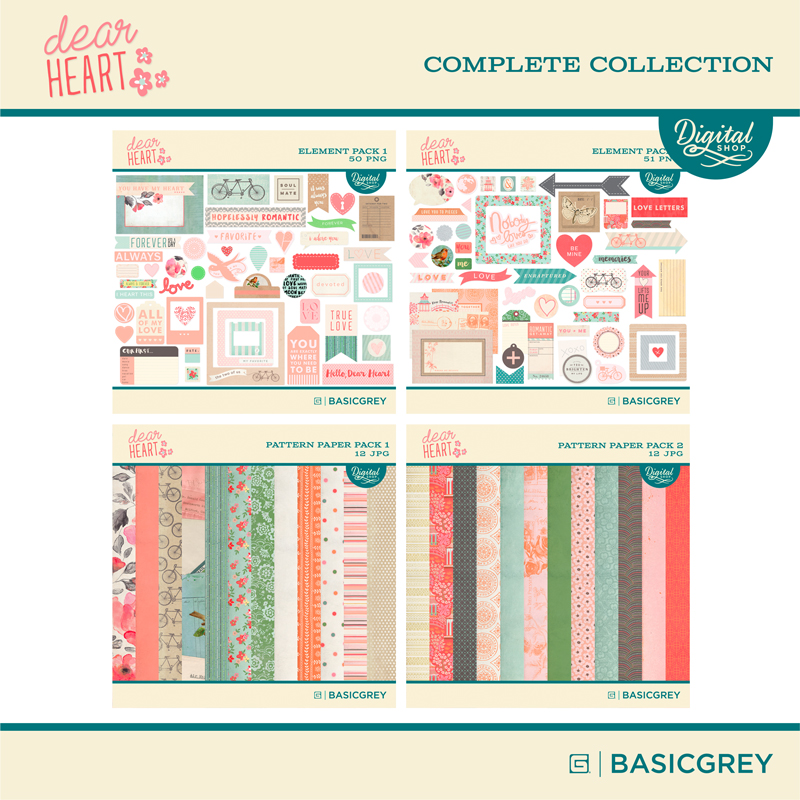 Dear Heart Complete Collection