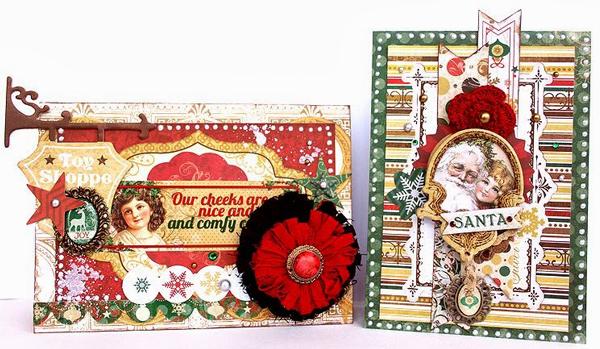 Cards by Kaori Fujimoto