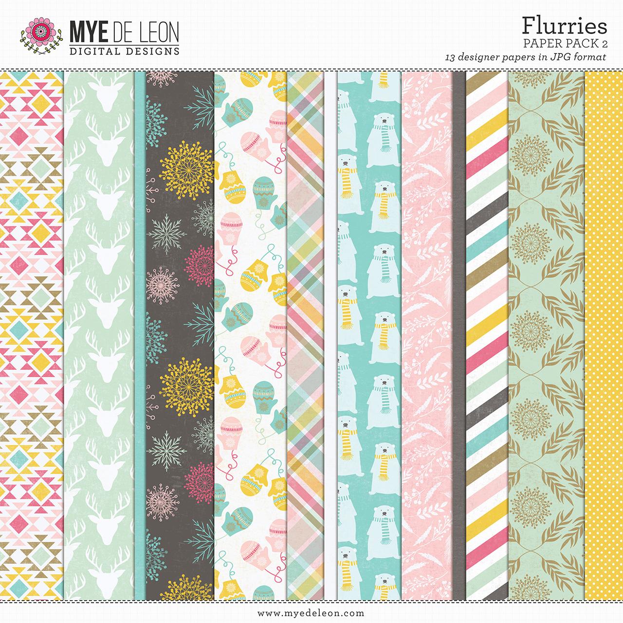Flurries | Complete Kit
