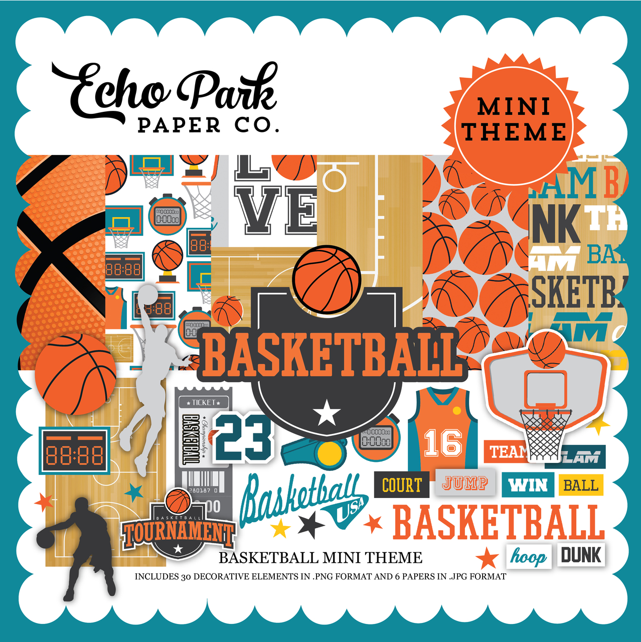Basketball Mini Theme