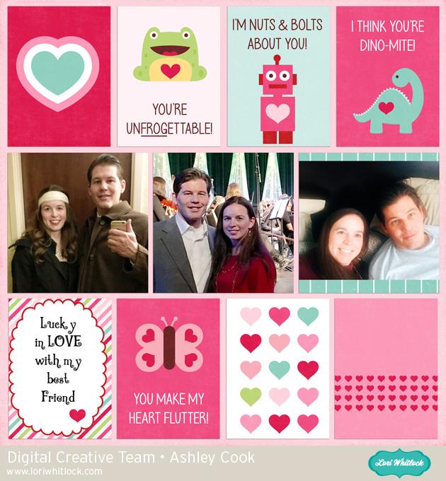 Valentine Fun Paper