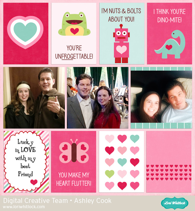 Valentine Fun Life Cards