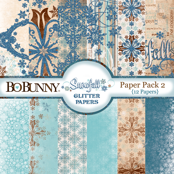 Snowfall Paper Pack 2