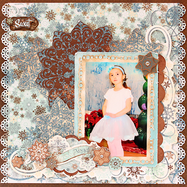 Layout by Juliana Michaels