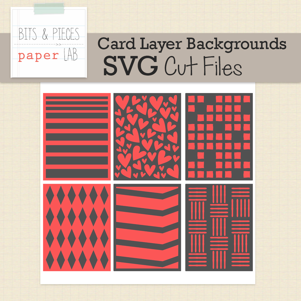Card Cuts Backgrounds