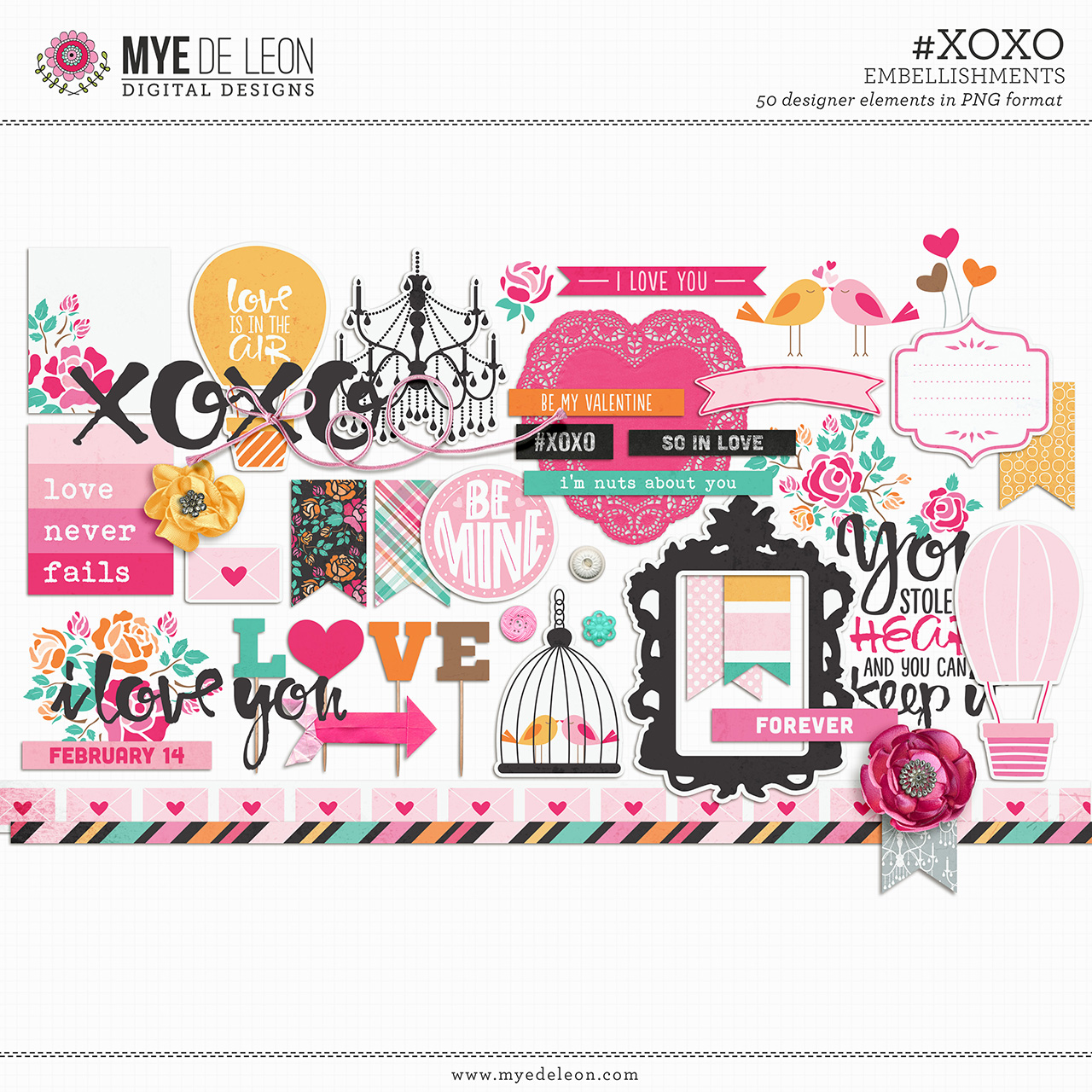#XOXO | Complete Collection