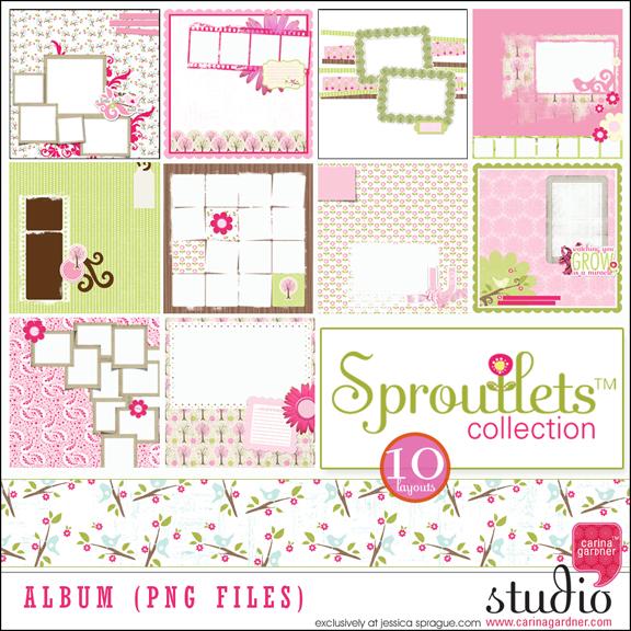 SPROUTLETS Album