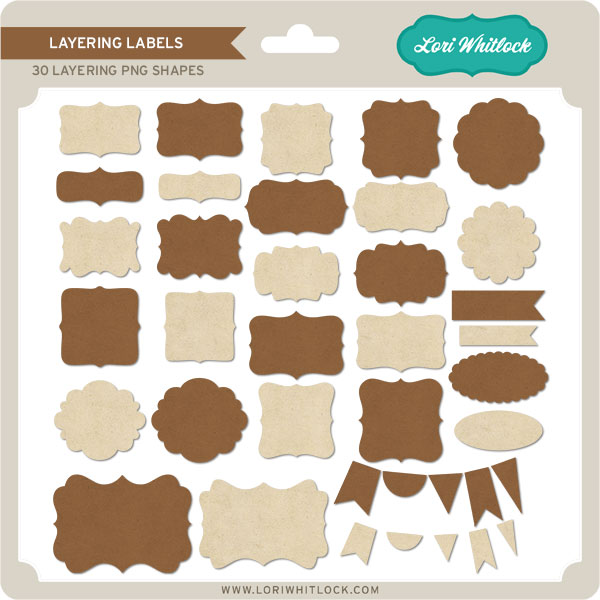 Layering Labels