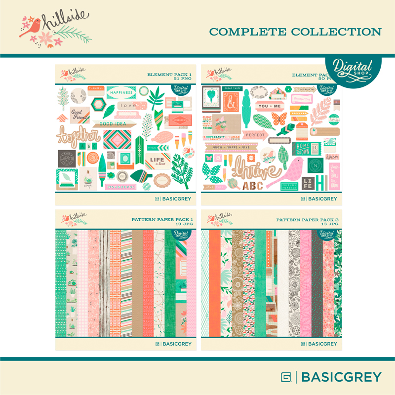 Hillside Complete Collection