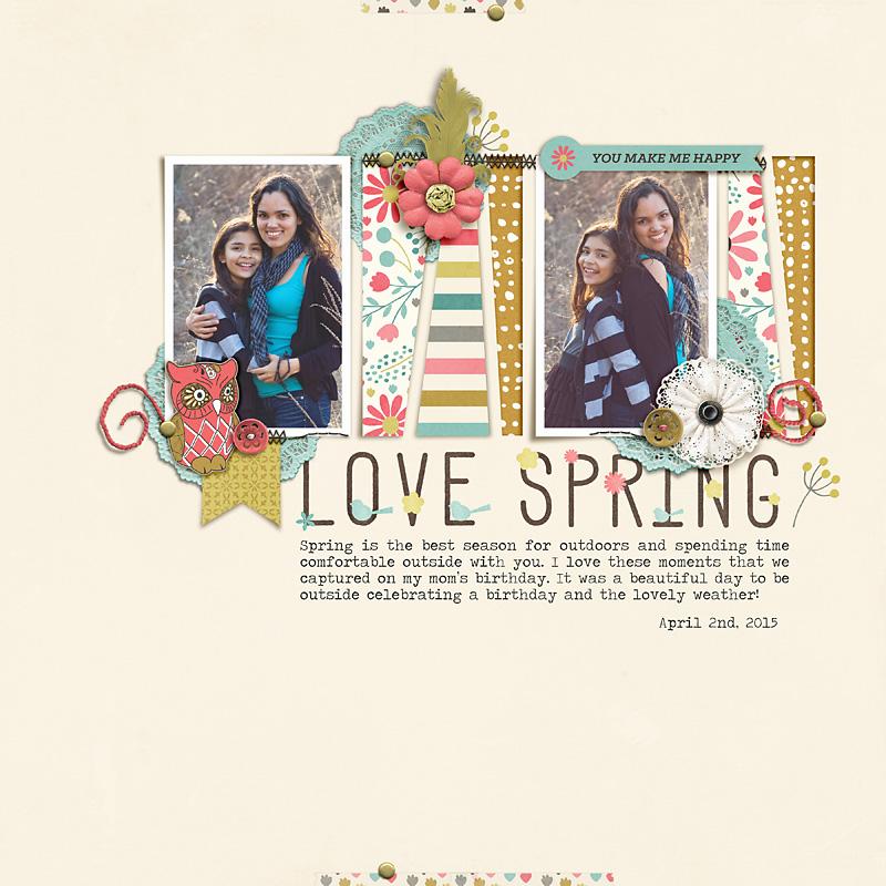 Let's Talk Spring | Digital Kit