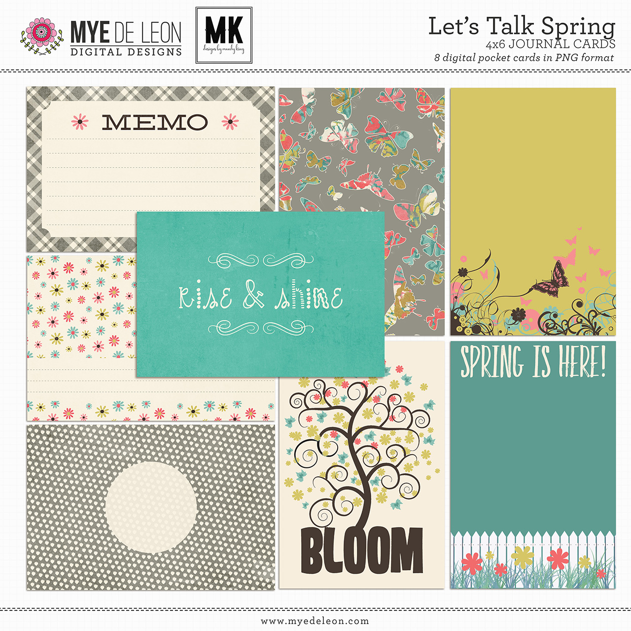 Let's Talk Spring | Complete Collection