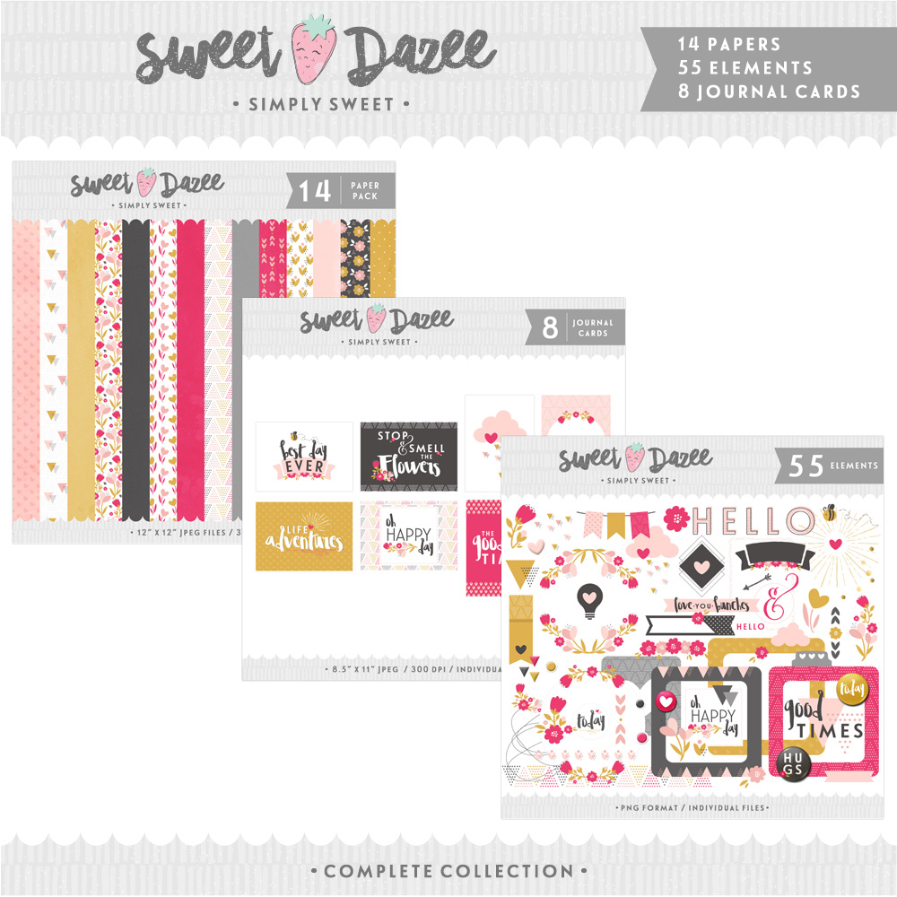Simply Sweet Complete Collection