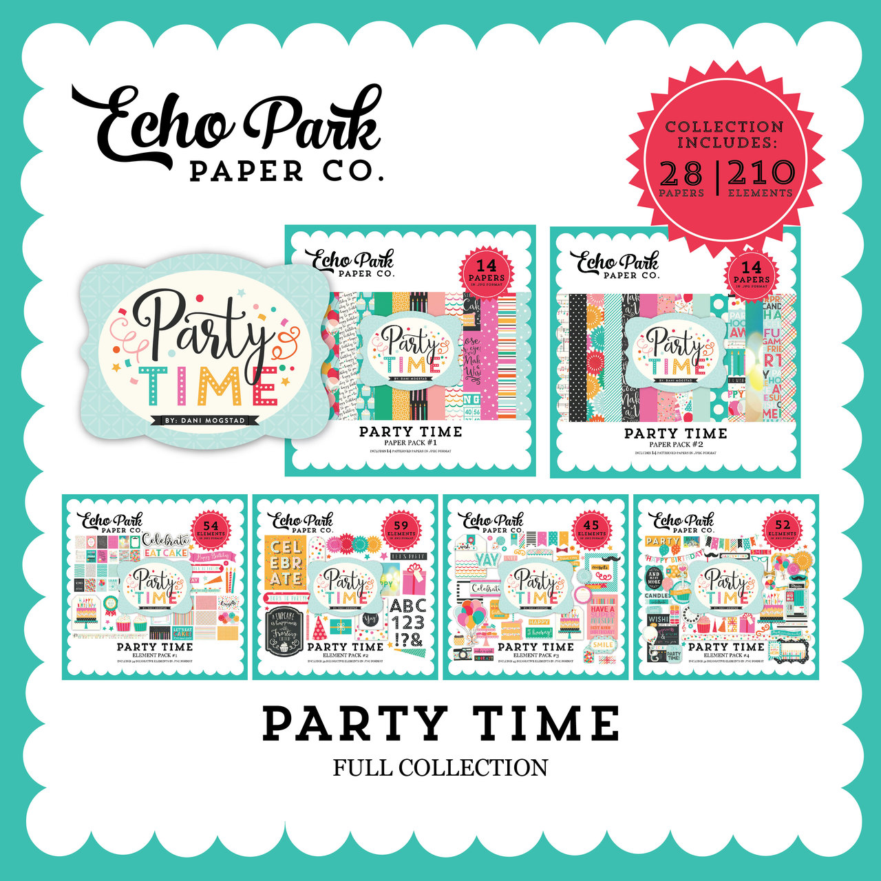 Party Time Mega Collection
