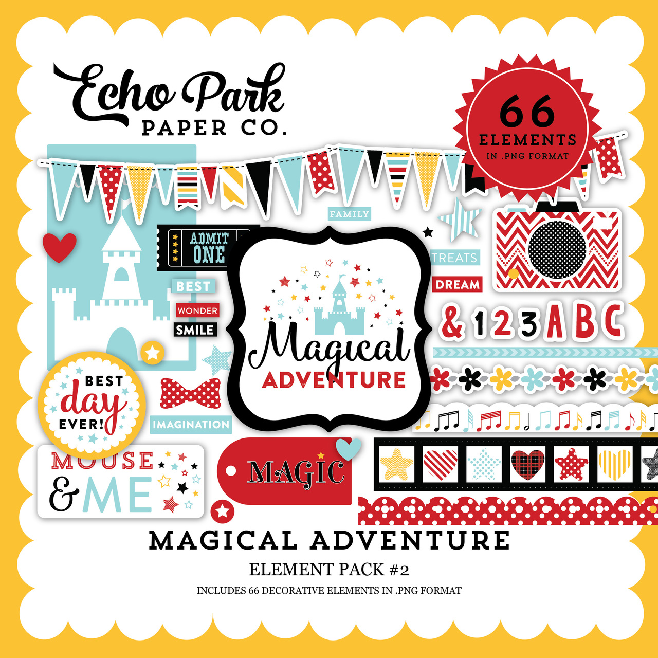 Magical Adventure Element Pack #2