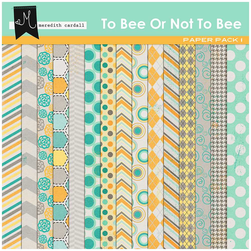 To Bee Or Not To Bee Bundle