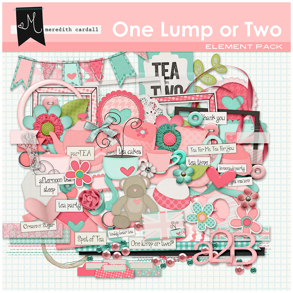 One Lump Or Two Kit