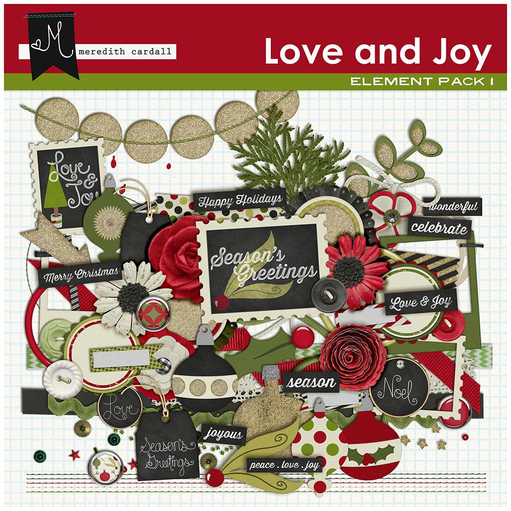 Love and Joy Kit