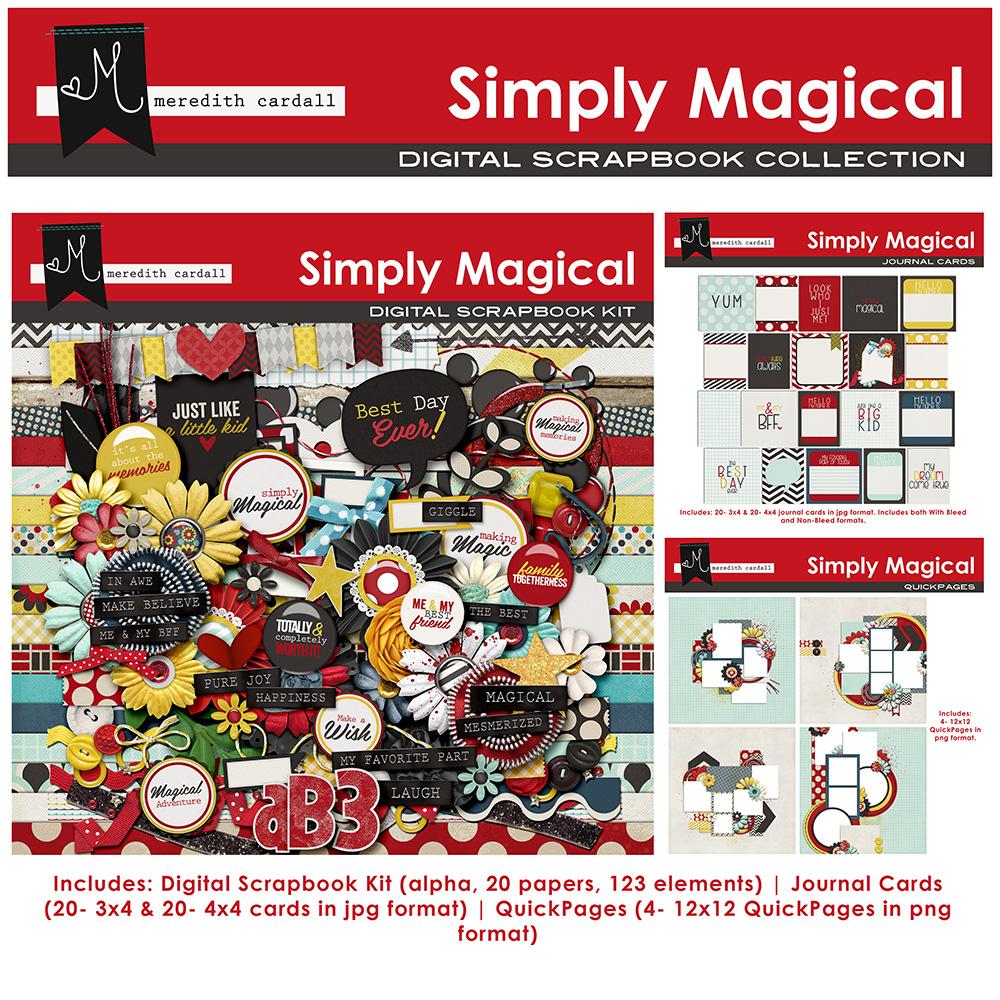 Simply Magical Bundle