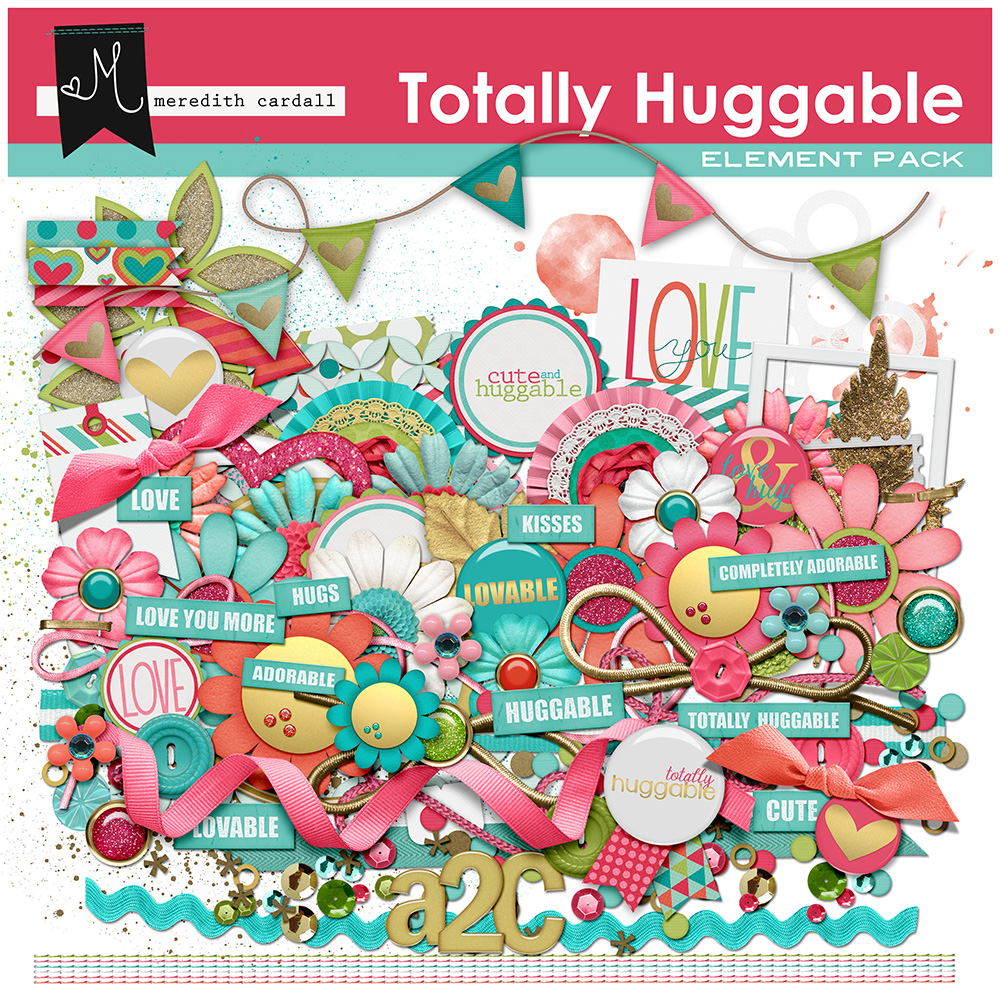 Totally Huggable Kit