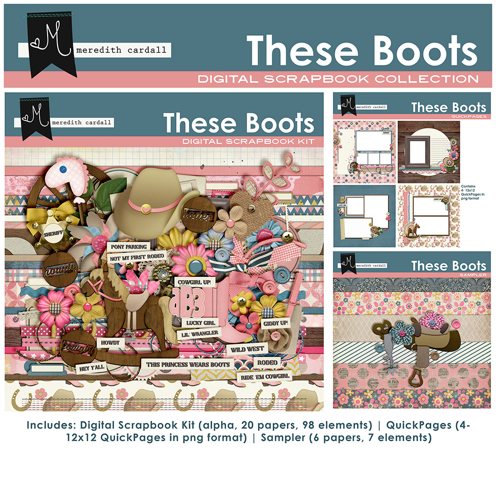 These Boots Collection