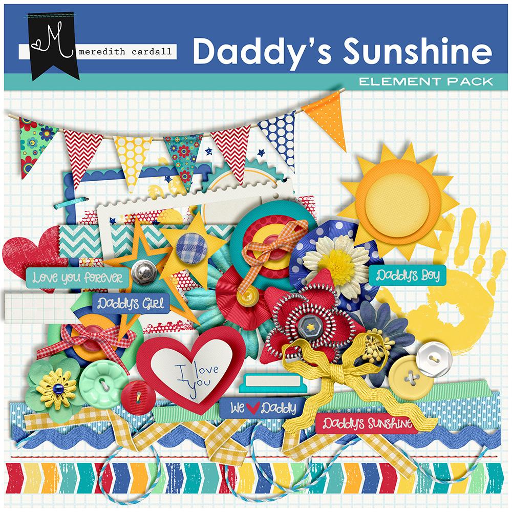 Daddy's Sunshine