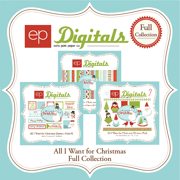 All I Want for Christmas Full Collection