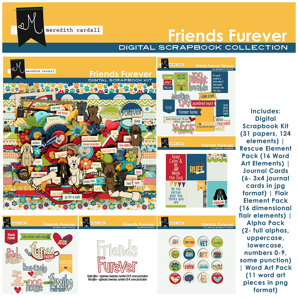 Friends Furever Collection