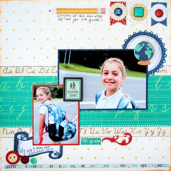 Layout by Ilene Tell.