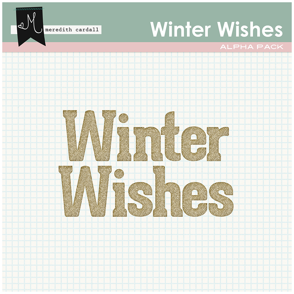 Winter Wishes Alpha Pack