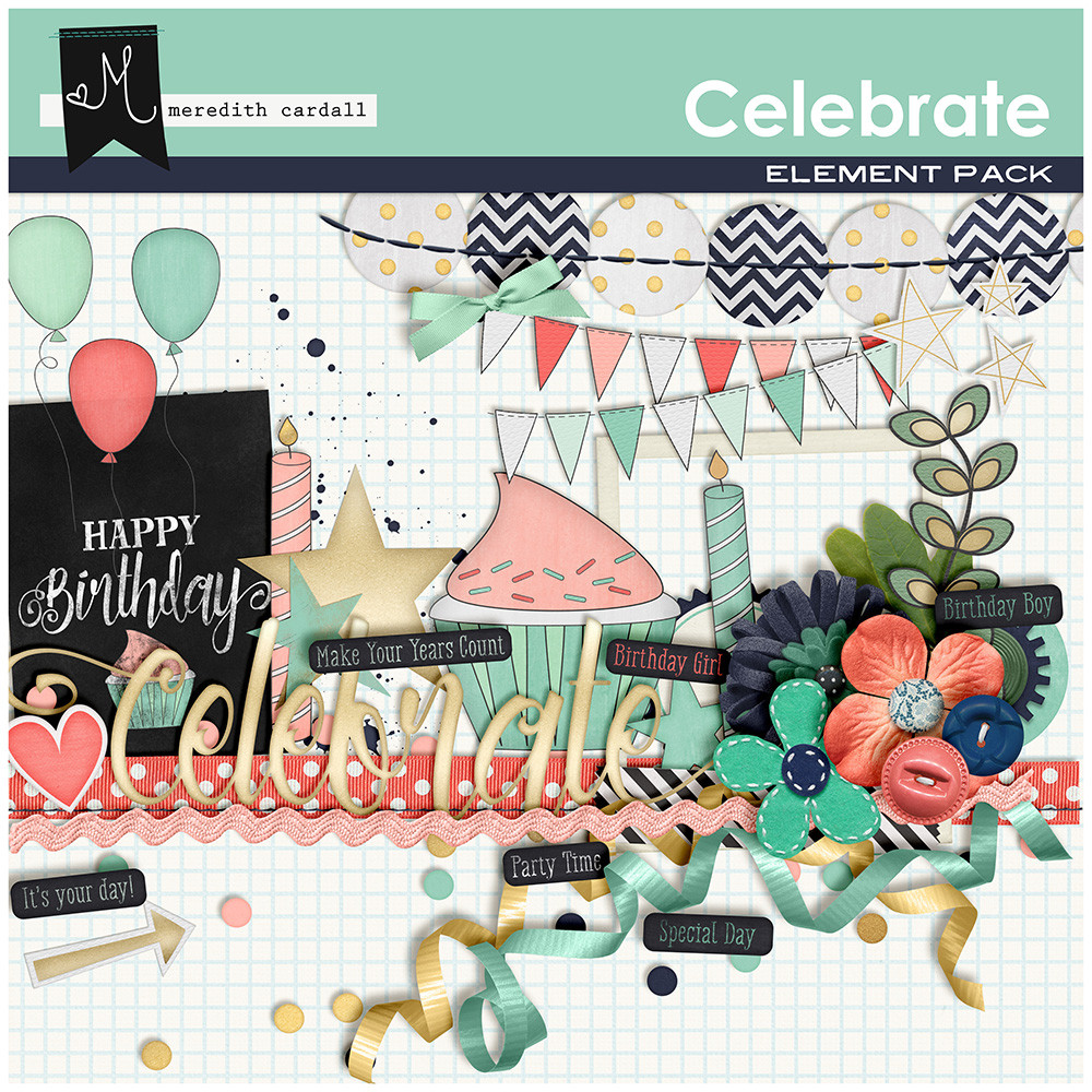 Celebrate Elements Pack