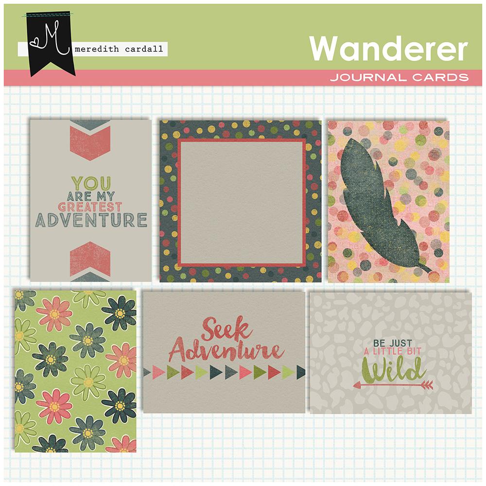Wanderer Cards