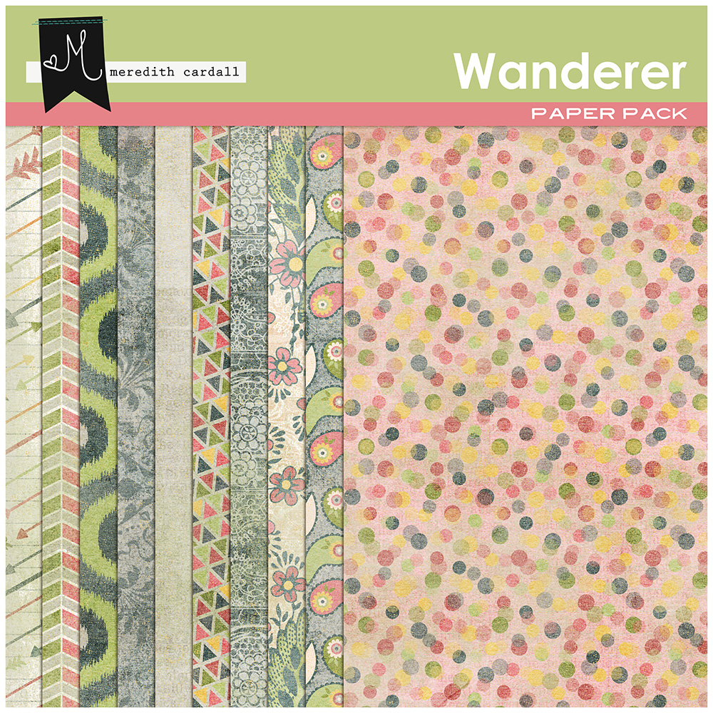 Wanderer Paper Pack