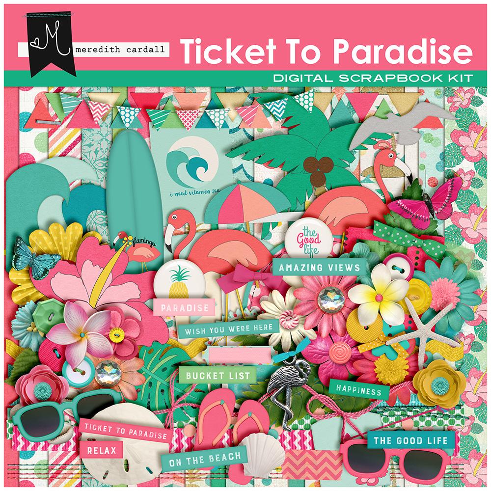 Ticket to Paradise Kit