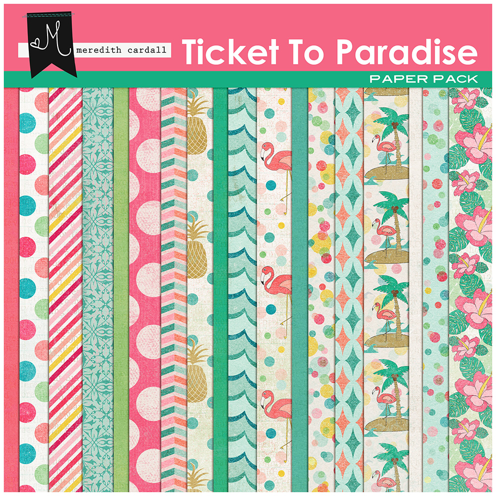 Ticket to Paradise Collection
