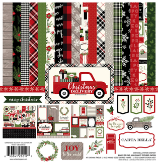 Christmas Delivery Collection Kit
