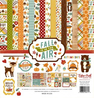 Fall Is In The Air Collection Kit