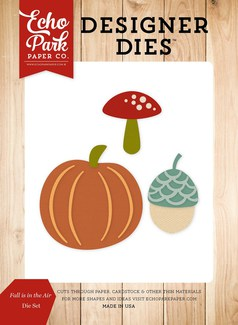Fall is in the Air Die Set
